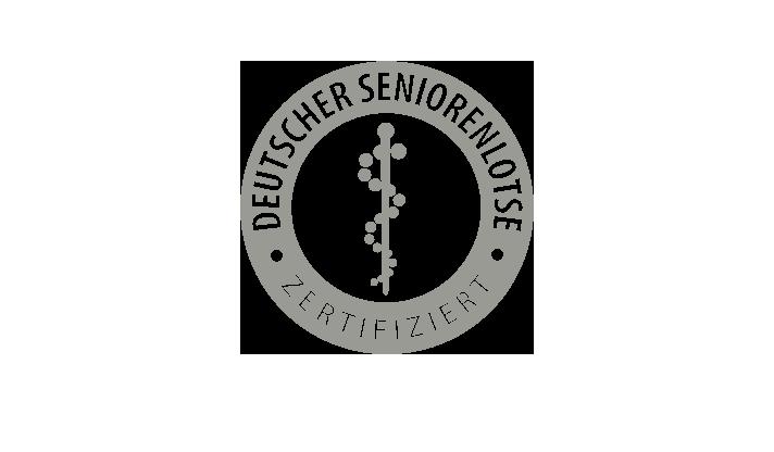 Deutscher Seniorenlotse Logo